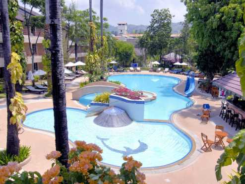Thara Patong Beach Resort & SPA 4