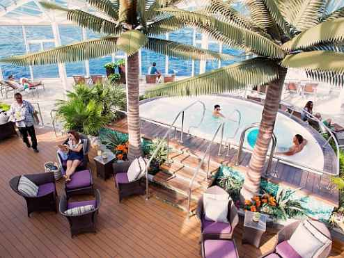 Круизы по Средиземноморью на лайнере Oasis of the Seas 5* 2019
